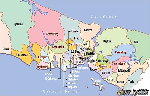 İstanbul Avrupa Yakası Boyacı